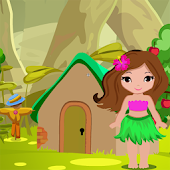 Cute Wild Girl Rescue Kavi Game-361 Android APK Download Free By Kavi Games