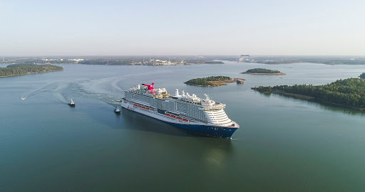 Finally, some good cruise news: Carnival is adding more ships to its fleet