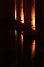 Photo: Day 114 - The Pillars in The  Basilica Cistern #3