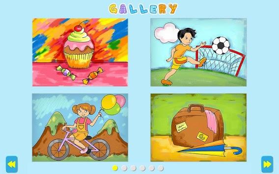 First Coloring Book For Kindergarten Kids APK Screenshot Thumbnail 10
