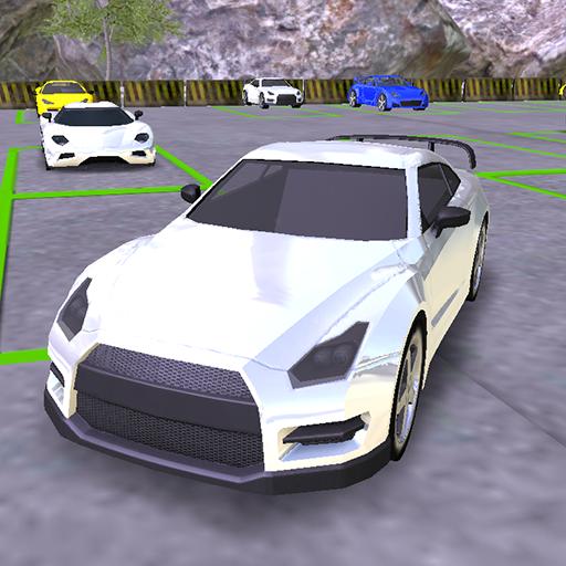 Luxury Prado Car Parking Games