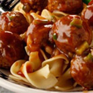 Cola Meatballs
