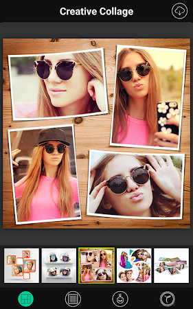 Creative Collage Editor 1.3 screenshot 2088590