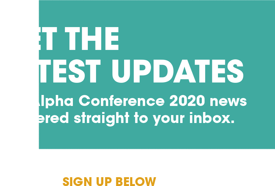 The Alpha Conference 2020 - Cultivating Kingdom Culture