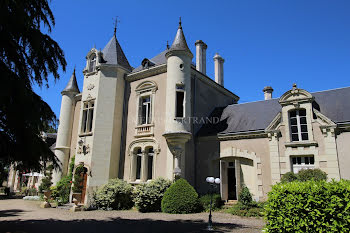 château à Thouars (79)