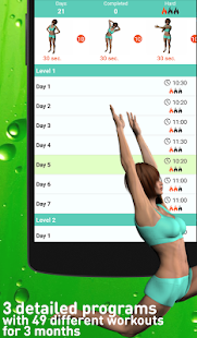 Stretching exercises for full body workouts- screenshot thumbnail