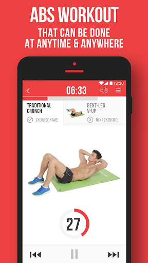 VGFIT ABS screenshot 1