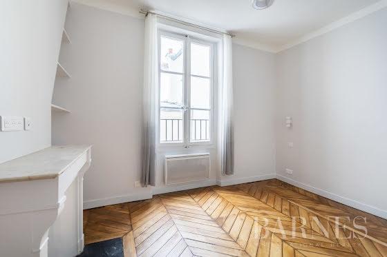 Vente appartement 2 pièces 33,75 m2