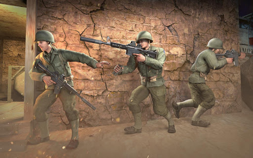 Frontline World War II Battle 1.0 Screenshots 8
