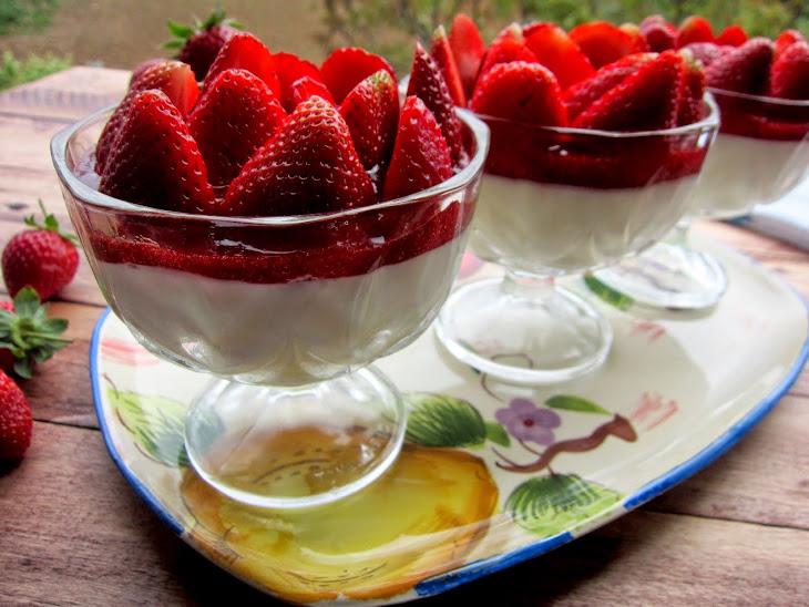 Strawberry Cream Recipe