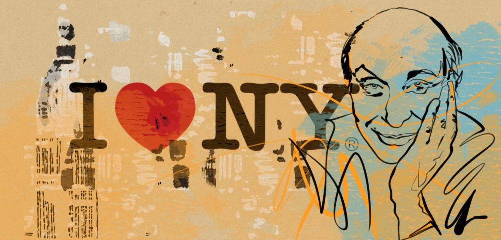 "Milton Glaser, Creator of Iconic ""I ❤️ New York"" Logo Dies at 91 – La Voce  di New York"