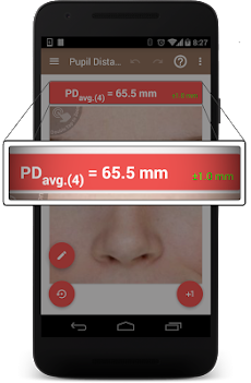 Pupil Distance Meter Pro | Accurate PD measureのおすすめ画像5