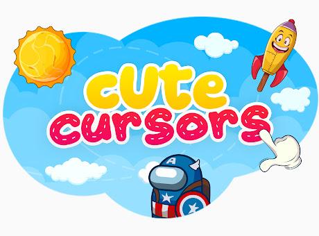 Cute Cursors - Custom Cursor for Chrome