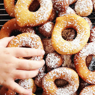 Homemade Doughnuts Without Milk Recipes.