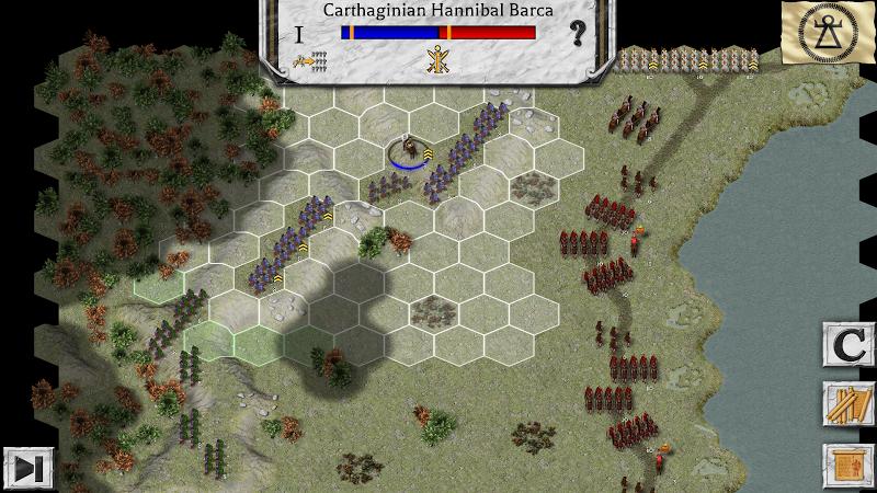 Battles of the Ancient World Screenshot 4