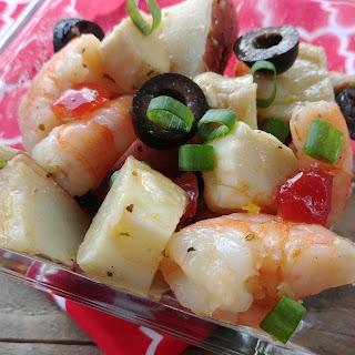 Leftover Potatoes Antipasto Artichoke Salad.