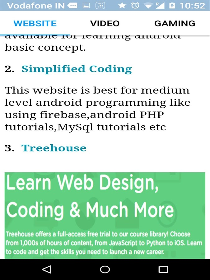 best book to learn android game development