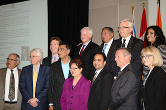 Photo: For an event recap: http://canadaindiaeducation.com/bc