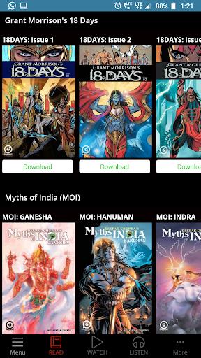 Graphic India - Read Comics! ss2