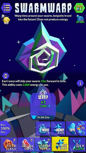 Swarm Simulator: Evolution cheat screenshots 4