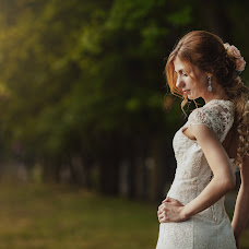 Wedding photographer Mikhail Bobryshov (svetlyi). Photo of 27.10.2014