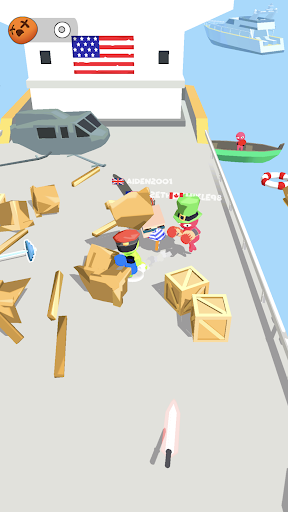 Gang Boxing Arena: Stickman 3D Fight apkpoly screenshots 7
