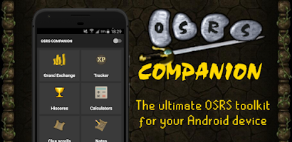 OSRS Companion - Android app on AppBrain