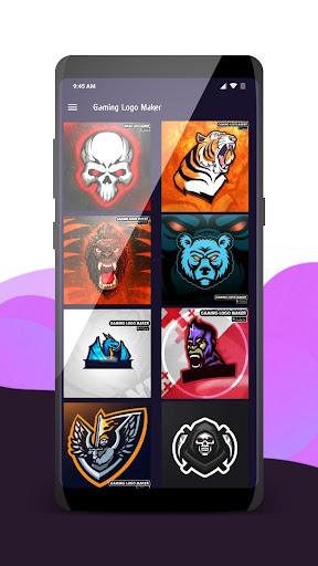 Gaming Logo Maker - Editable eSports Templates 3.0 screenshots 5