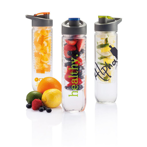 Water Bottles with Fruit Infuser