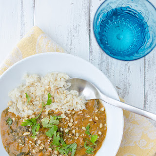 Vegan African Peanut Soup