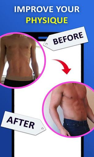 Download Weight gain in 30 days: Diet plan & Workouts 1.3 1
