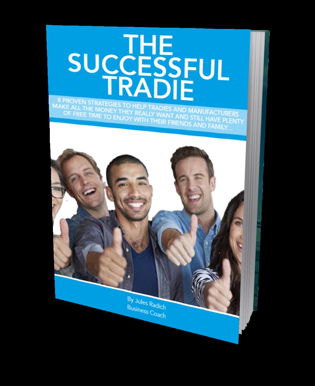 the successful tradie book