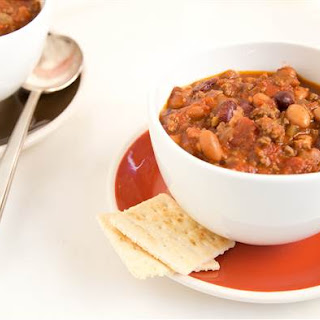 Meaty Wendy's-Style Chili