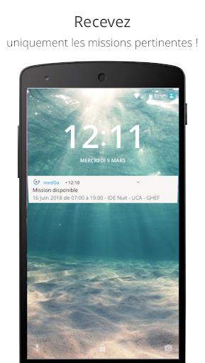 medGo screenshot 2