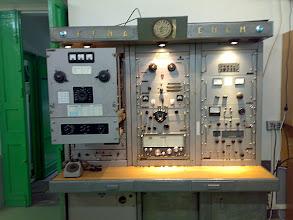 Photo: La Joya de la Corona del Radio Club. Emisora montada en Bazán en el barco Castilla y recuperada y restaurada y funcinando en la actualidad