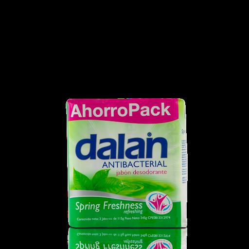 Jabón En Barra Dalan Spring Fresh 3Unid 3 unidades 115gr