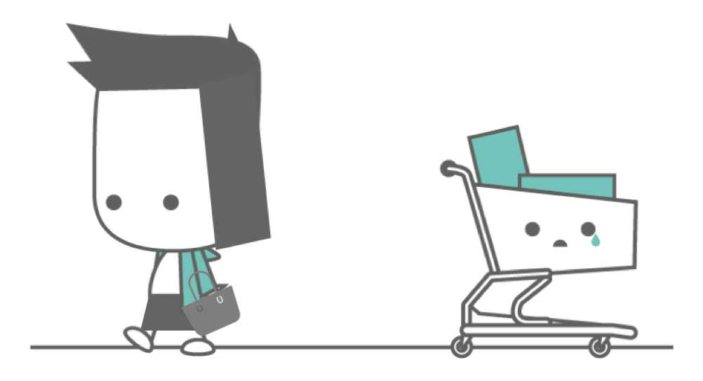 the customer-centric mindset abandoned cart