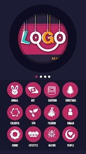 Logo Generator & Logo Maker Screenshot