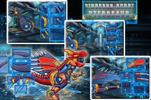 玩休閒App|恐竜 -  ロボット 翼竜免費|APP試玩