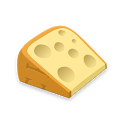 Cheese land icon