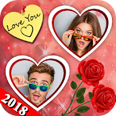 Valentine Day HD Wish Photo Frames