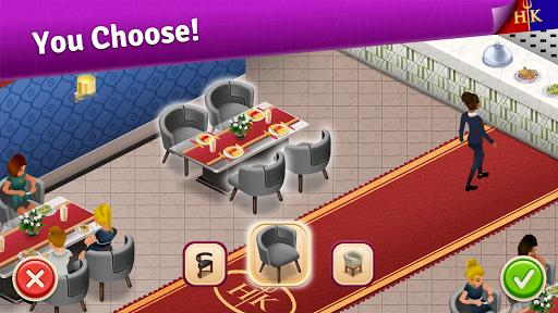 Hell's Kitchen: Match & Design apkpoly screenshots 2