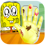 Sponge Hand Doctor : hospital bob