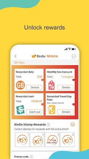 Birdie Mobile screenshot 5