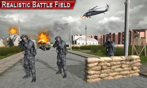 Modern Commando Action Games  screenshots 3