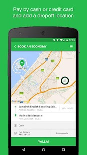 Careem - Car Booking App- screenshot thumbnail
