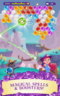 Bubble Witch 3 Saga Mod Apk 6.8.4 (Unlimited Lives) 8