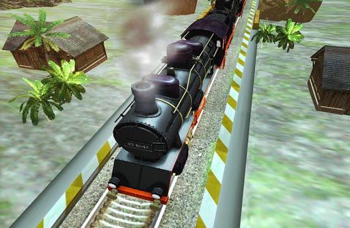 速度快列車
