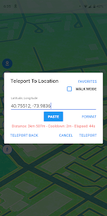 Fake GPS Location – GPS JoyStick 4.2 Mod + Data Download 2