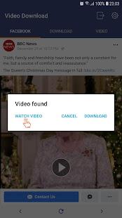 App HD Video Downloader for Facebook APK for Windows Phone
